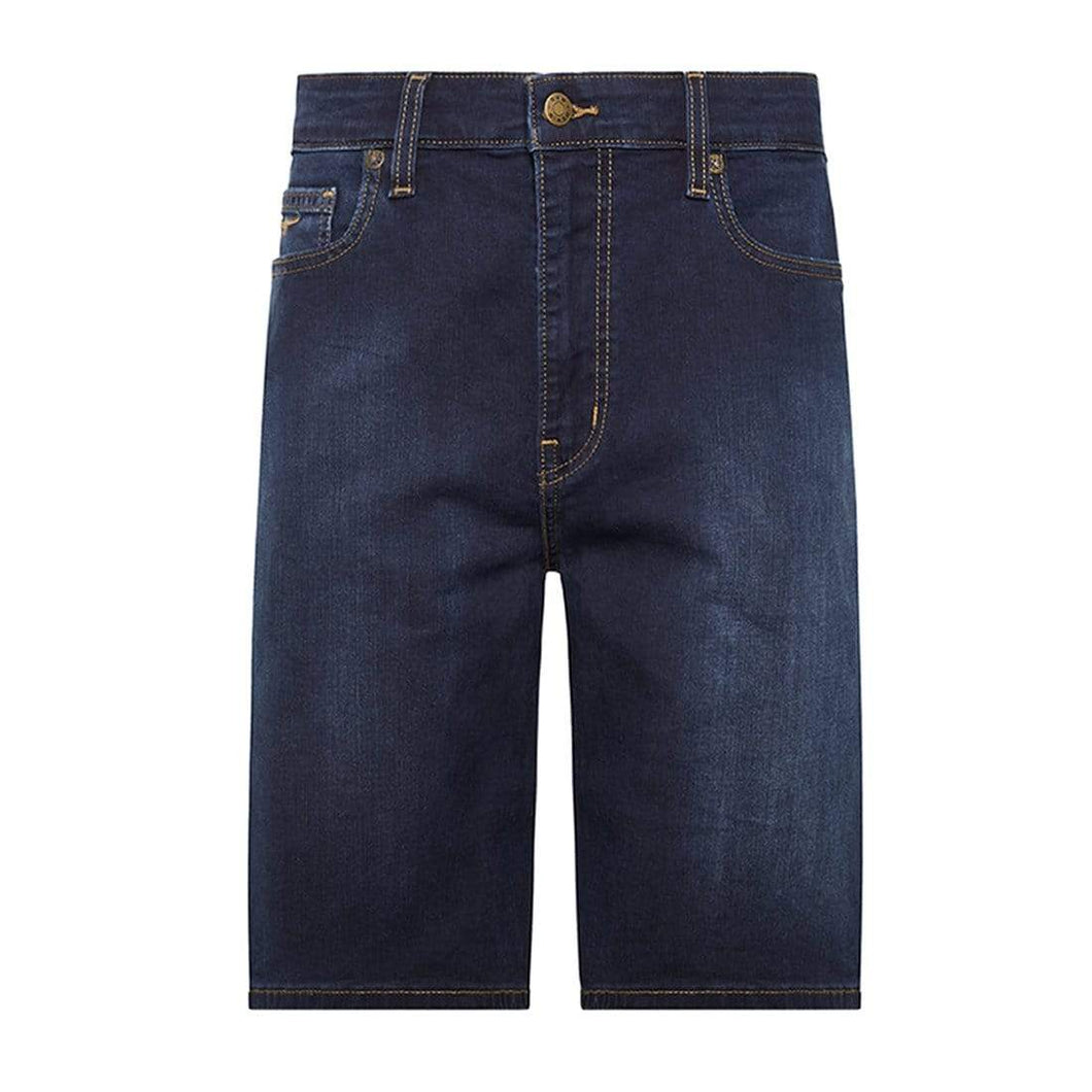 RM Williams Nicholson Denim Short Indigo, from Harley & Rose