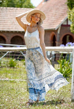 Load image into Gallery viewer, Alicia Maxi Skirt by Iris Maxi available at My Harley and Rose