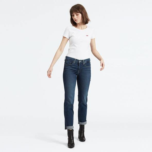 Levis 314 Shaping Straight Jeans Paris Nights, from Harley & Rose