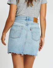 Load image into Gallery viewer, Levi's High Rise Deconstructed Iconic BF Skirt, from Harley & Rose