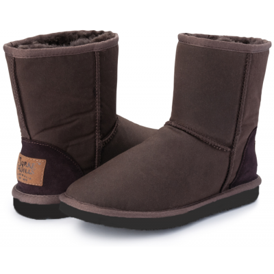 Woolly Oilskin Boots - Harley and Rose