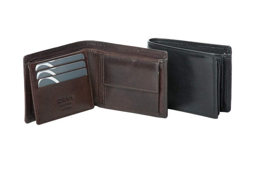 Hamburg Mens Wallet by Rugged Hide available at My Harley and Rose