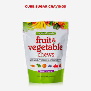 Load image into Gallery viewer, Probiotic Fruit & Vegetable Chews