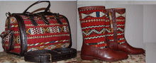 Load image into Gallery viewer, Purse & Boots Duo (Custom order) Makes a great gift