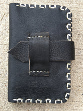 Load image into Gallery viewer, Hand Stitch Credit Card and Bills Classic Leather Wallet