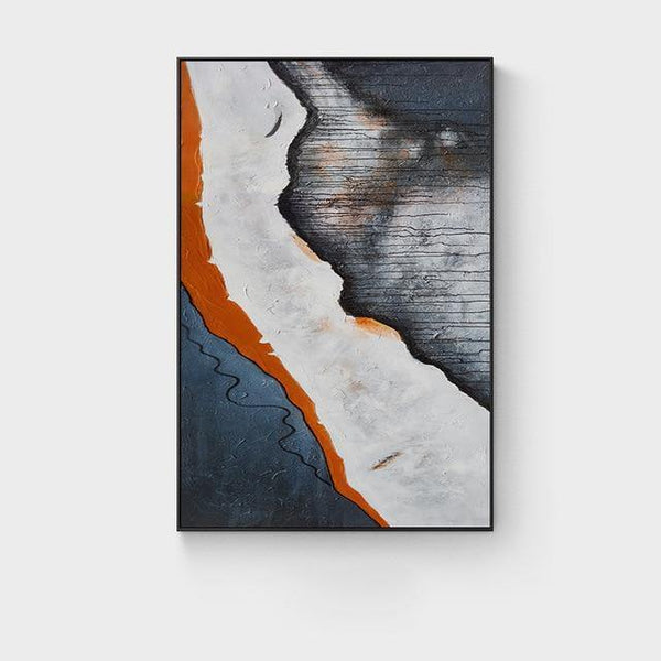 Arctic Fall Canvas Poster - Naya North