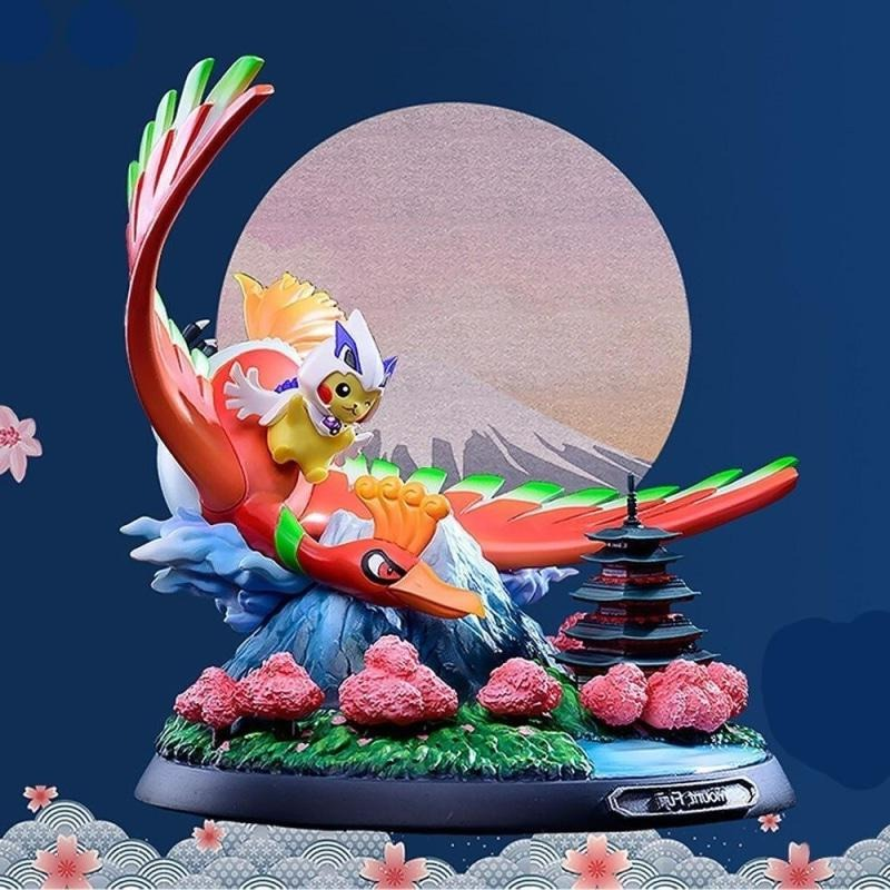 Figurine Ho-Oh collector