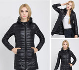 HOT SELL-Women's Lightweight Hooded Down Jacket???FREE SHIPPING!!???