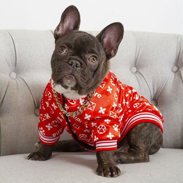 French Bulldog Sweater Pupreme