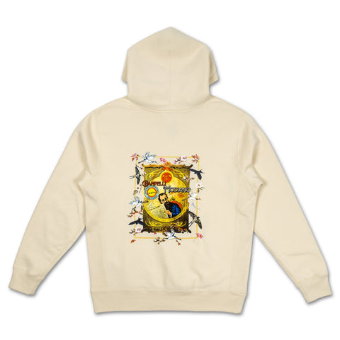 CHAMPELLI MODIANO HOODIE IN CREAM