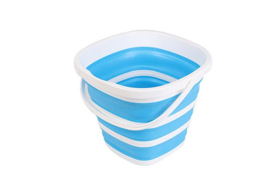 Portable Compact silicon Bucket