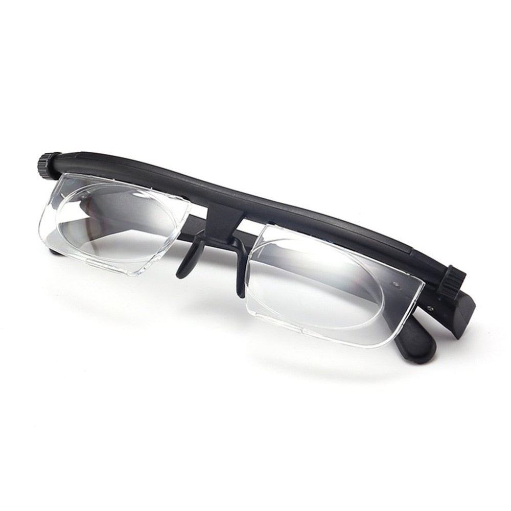Adjustable Glasses Non-Prescription Lenses