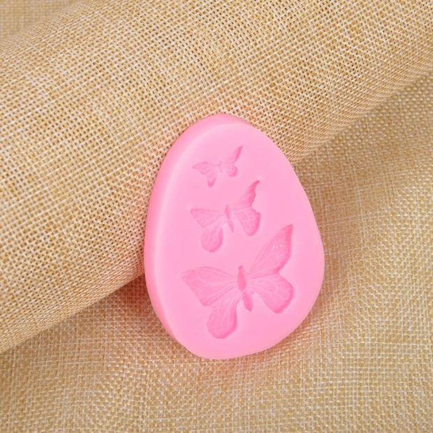 Butterfly Mold Silicone Baking Accessories