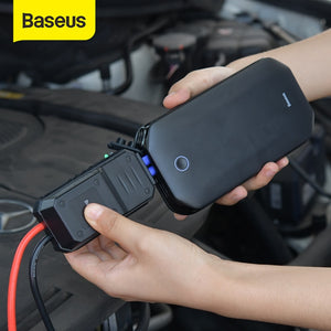 Car Jump Starter Battery Power Bank Portable 12V