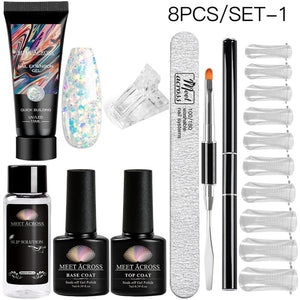 POLYGEL - PROFESSIONAL NAIL KIT
