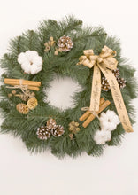 Charger l'image dans la galerie, Cotton Wreath