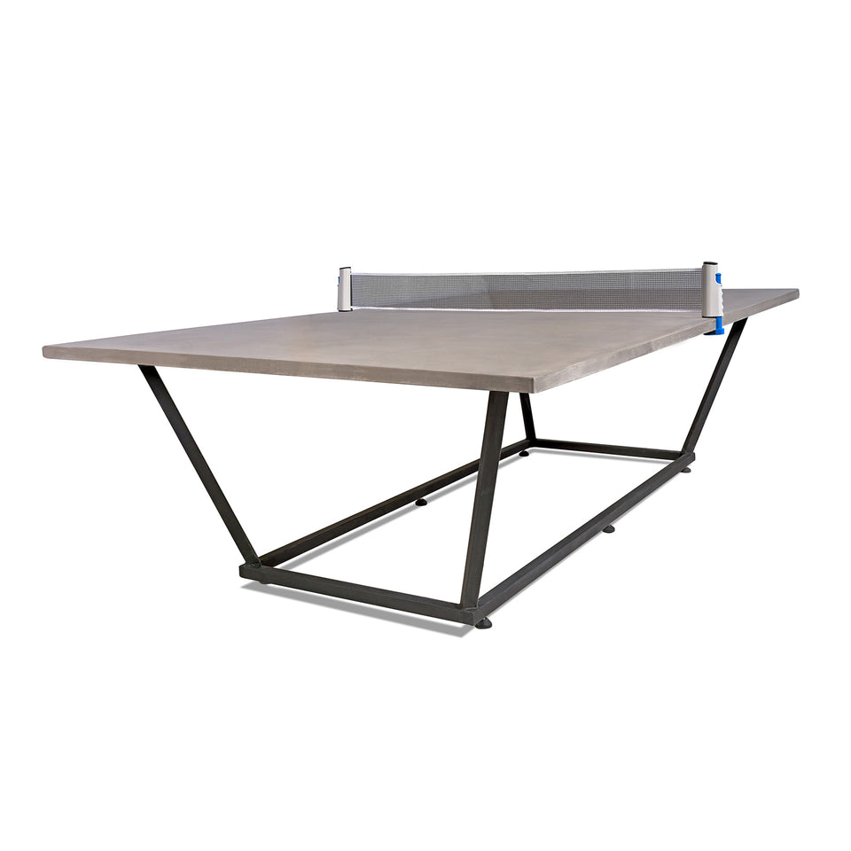 Gathering Concrete Ping Pong Table