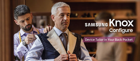Samsung Knox Configure (Dynamic Edition) - 5 pack
