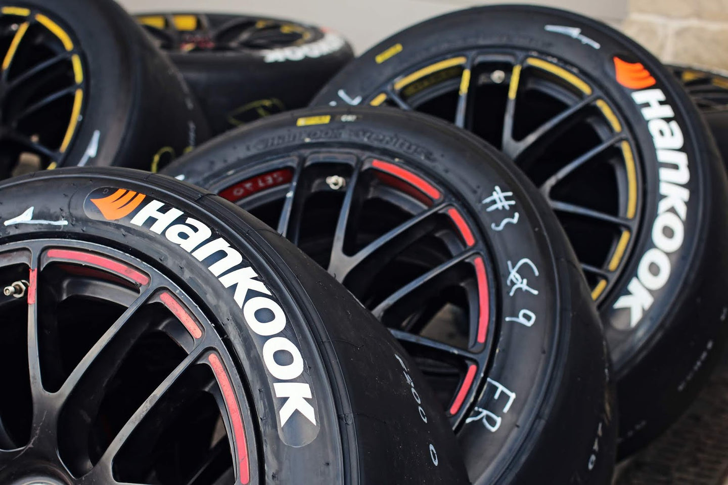 Welcome to Hankook Motorsports