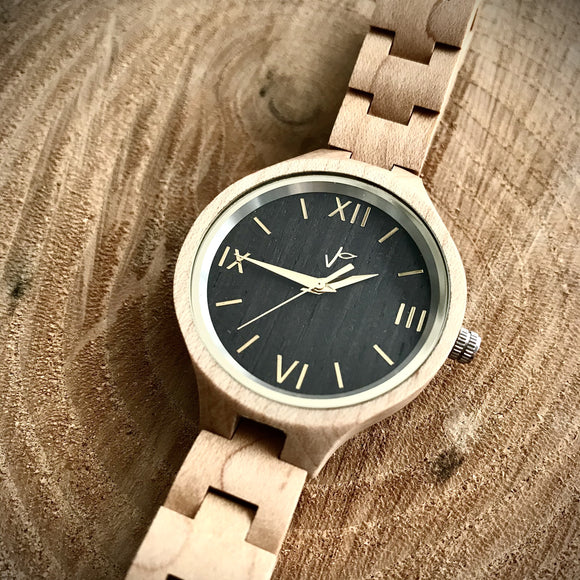 Handmade wooden watches / Free shipping