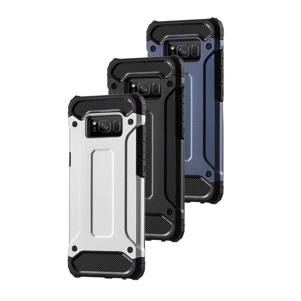 "iPhone Panzerhülle Outdoor Handy Hülle Panzer ""HYBRID ARMOR"" für Iphone 7 PLUS"