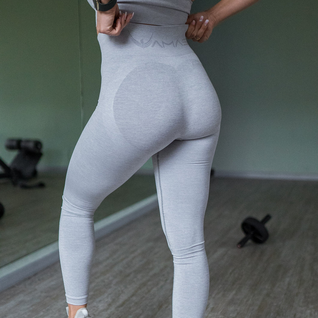 AMAS Booty Leggings Grau