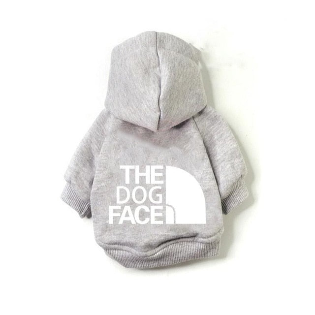 The Dog Face Hoodie
