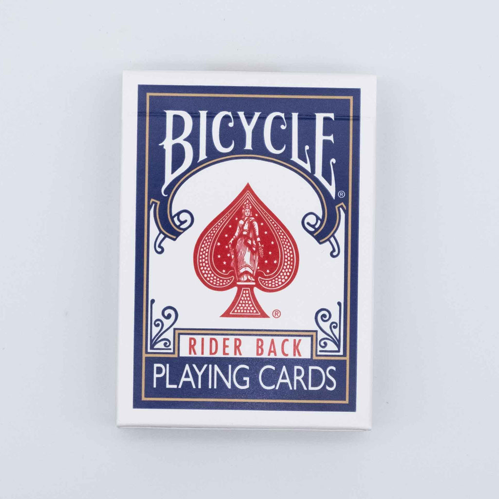 Bicycle Playing Cards (Gold Standard) - BLUE