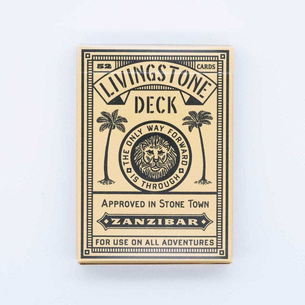 Livingstone Playing Cards by Pure Imagi