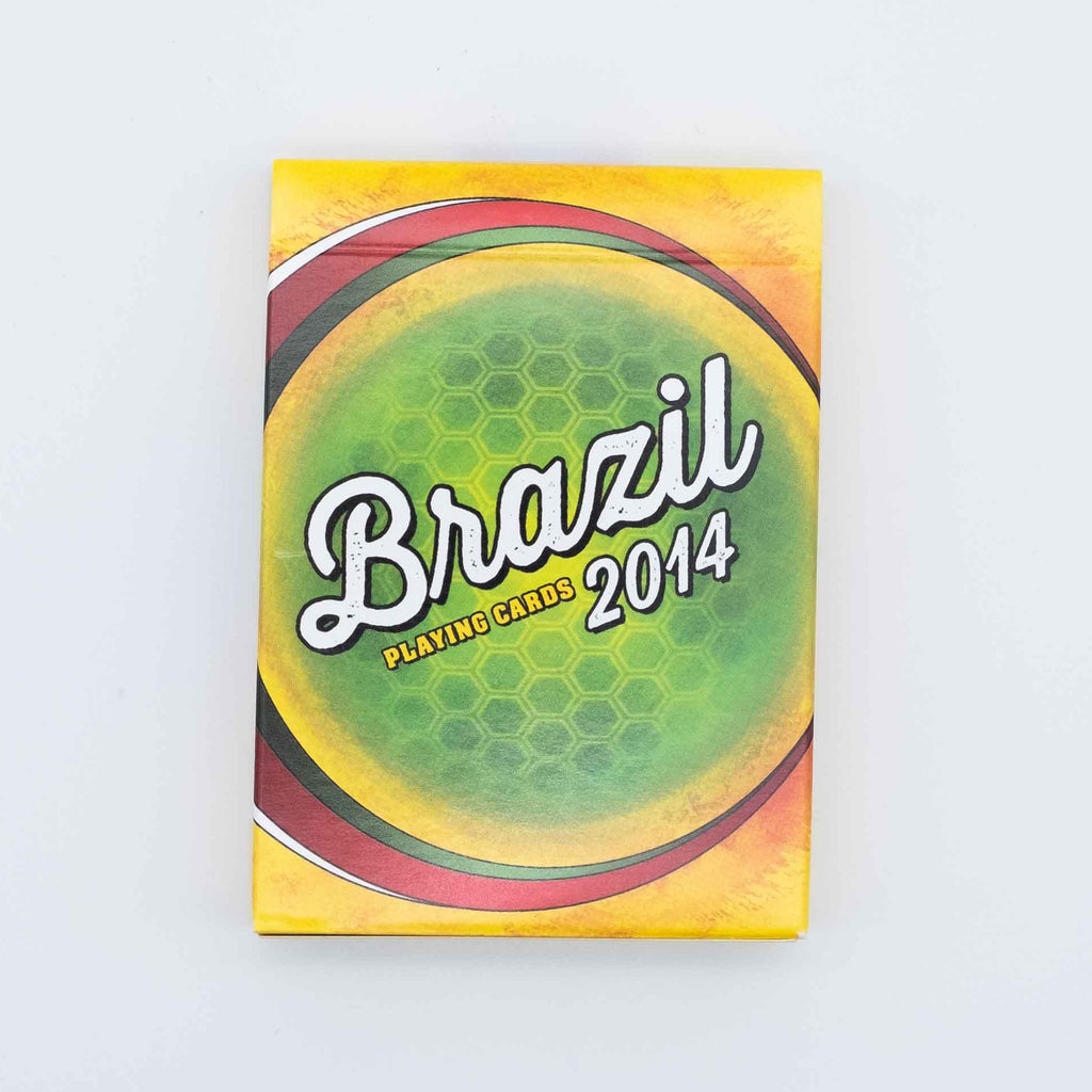 Brazil Playing Cards 2014 by The Blue C