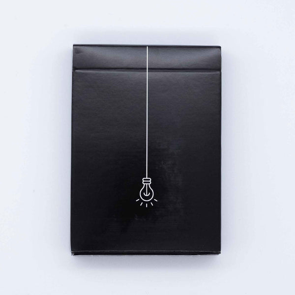ICON Playing Cards: Black Edition