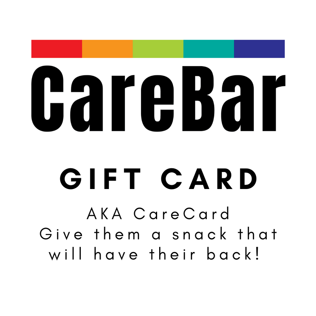 CareBar Care Card