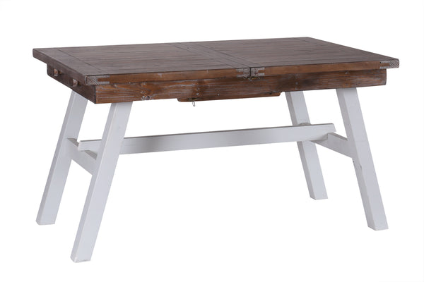 Cheltenham Wooden Painted Dining Set Table Chairs Bench Reclaimed Luxus Home And Garden