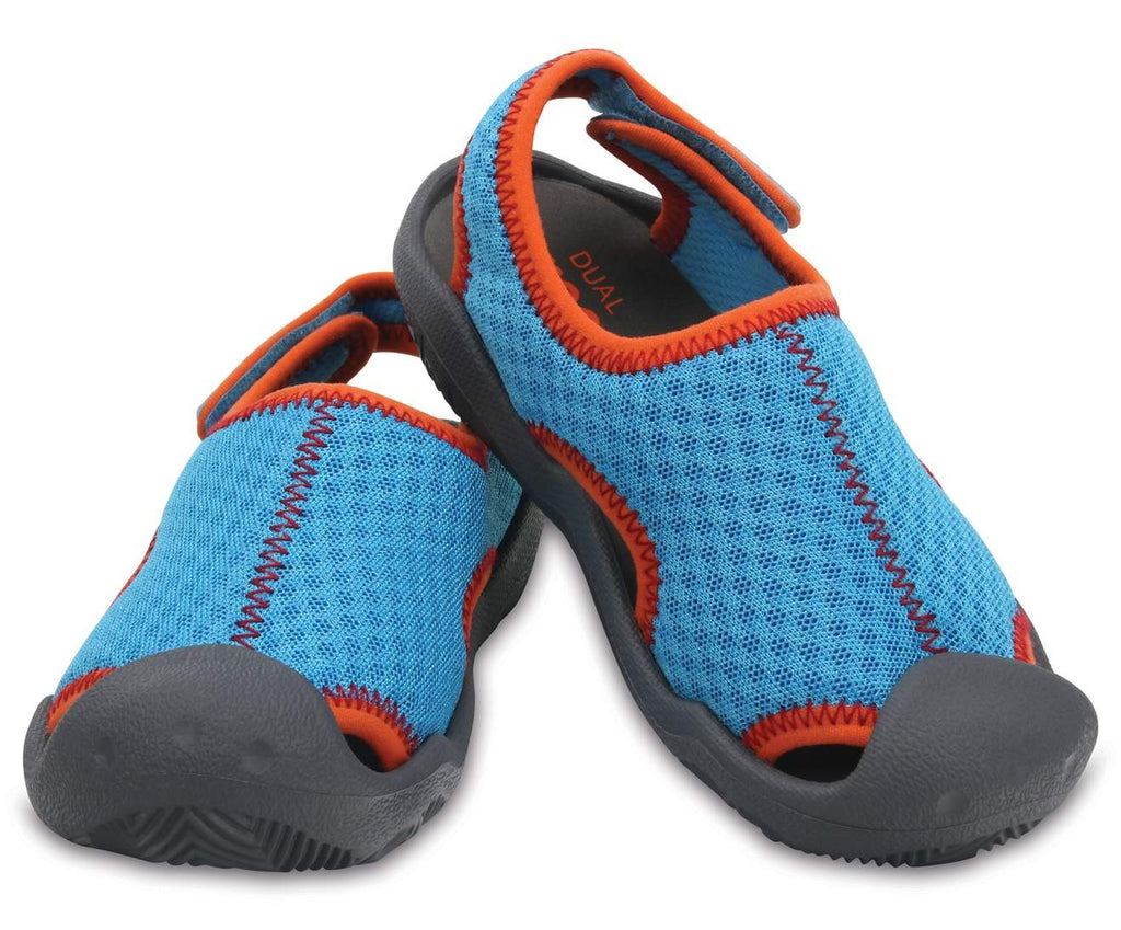 Swiftwater Mesh Sandal K Cerulean Blue/Smoke-43I
