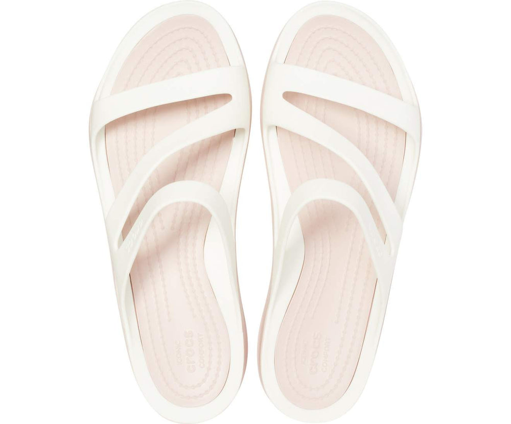 Load image into Gallery viewer, Swiftwater Sandal Women White/Rose Dust-0EZ
