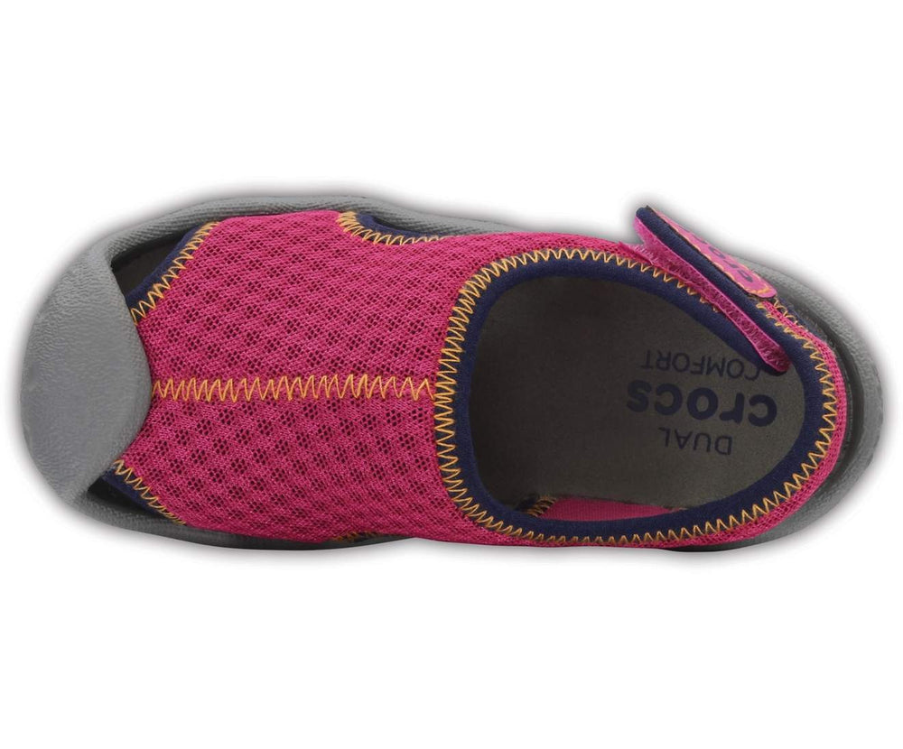 Load image into Gallery viewer, Swiftwater Mesh Sandal K Neon Pink/Smoke-6KF