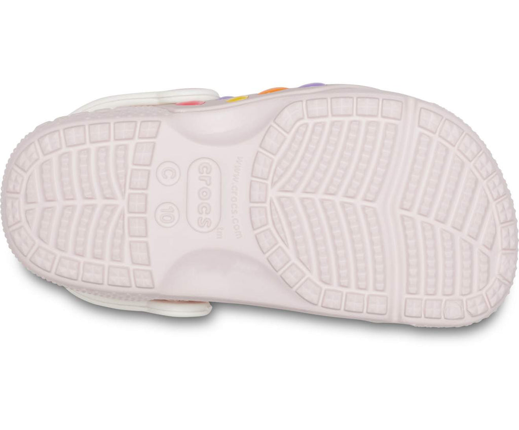 Crocs Fun Lab Cupcake Clog Kids Barely Pink