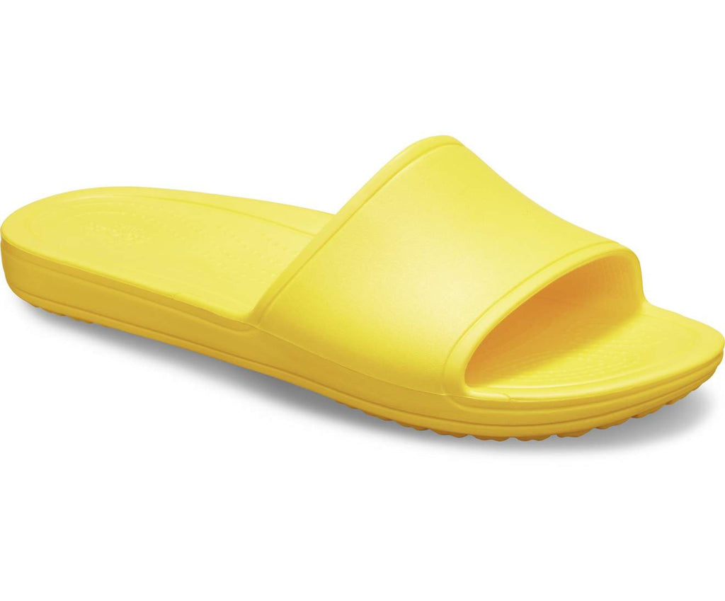 Crocs Sloane Slide Women Lemon-7C1