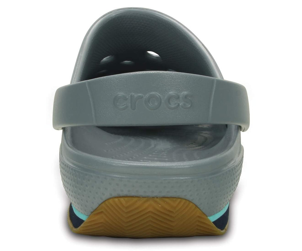 Crocs Retro Clog Concrete/Navy-0AA