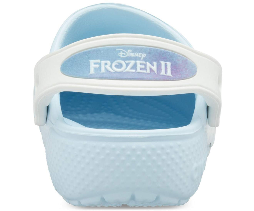 Load image into Gallery viewer, Crocs Fun Lab Disney Frozen 2 Clog Kids Mineral Blue