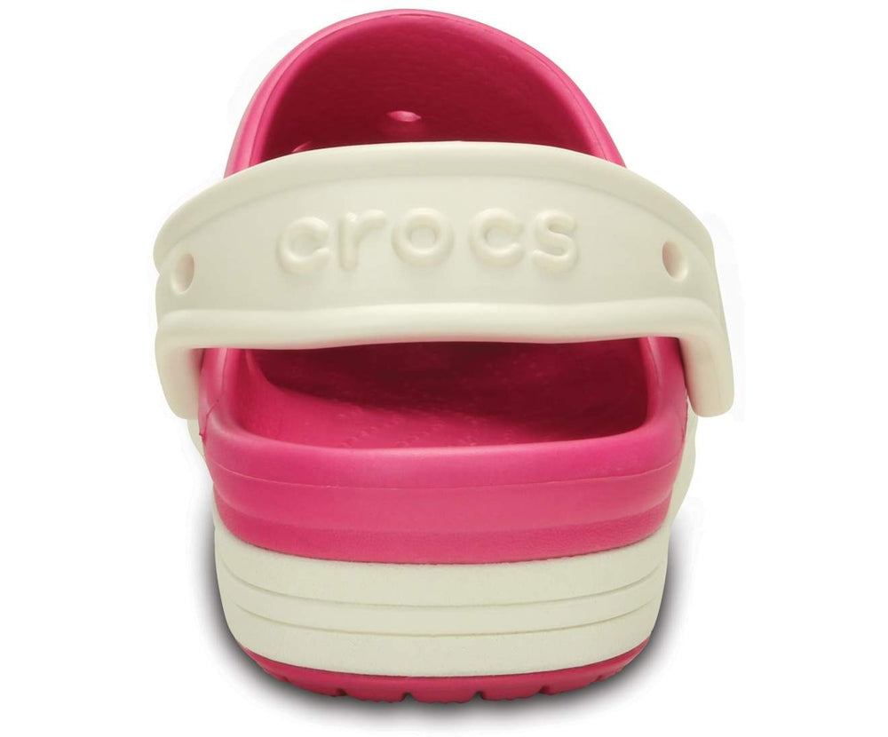 Load image into Gallery viewer, Crocs Bump It Clog K Candy Pink/Oyster-6MI