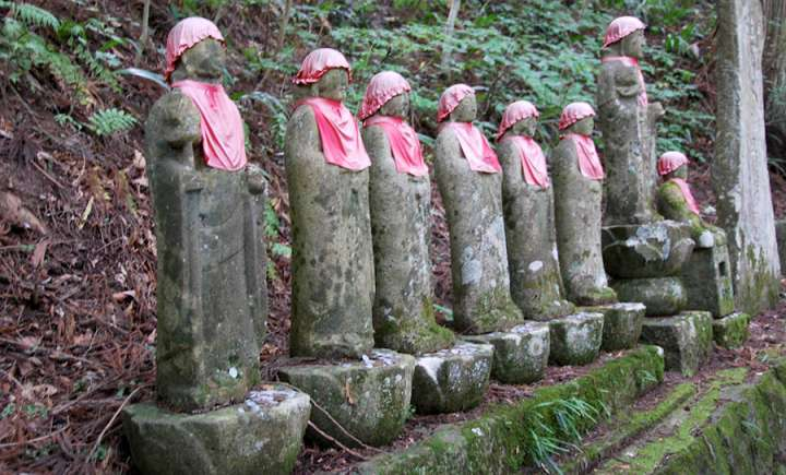 The Japan we fail to see - animism