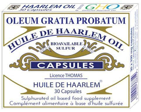 The veritable paracelsian Oil of Haarlem