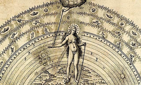 The experience of alchemical laboratory through feminine sensitivity