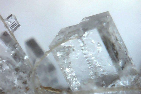 Alchemical Research Study: Ruling Planets and Salt of Sulfur Crystal Structures