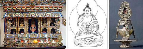 The Long-Life attainment in Tibetan Alchemy. Part 1