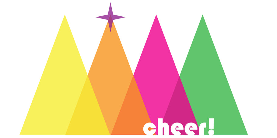 CHEER! IS HERE