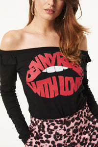 Camiseta Denny Rose With Love