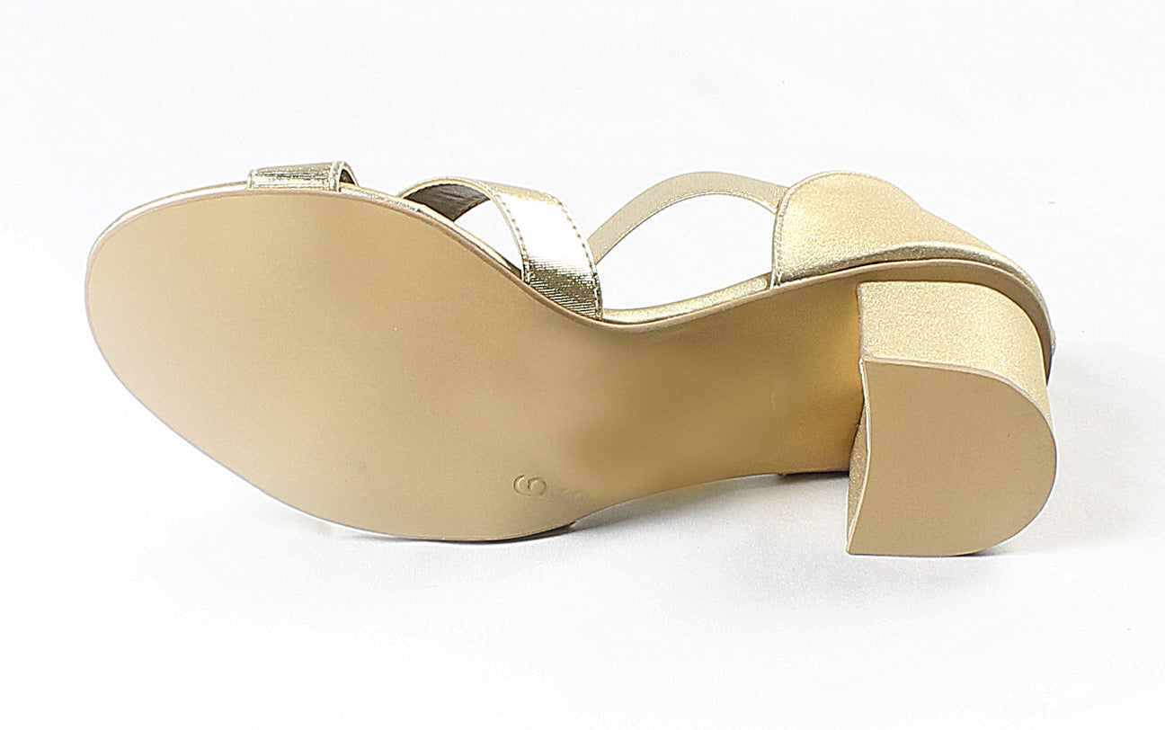 73014S Footwear Golden