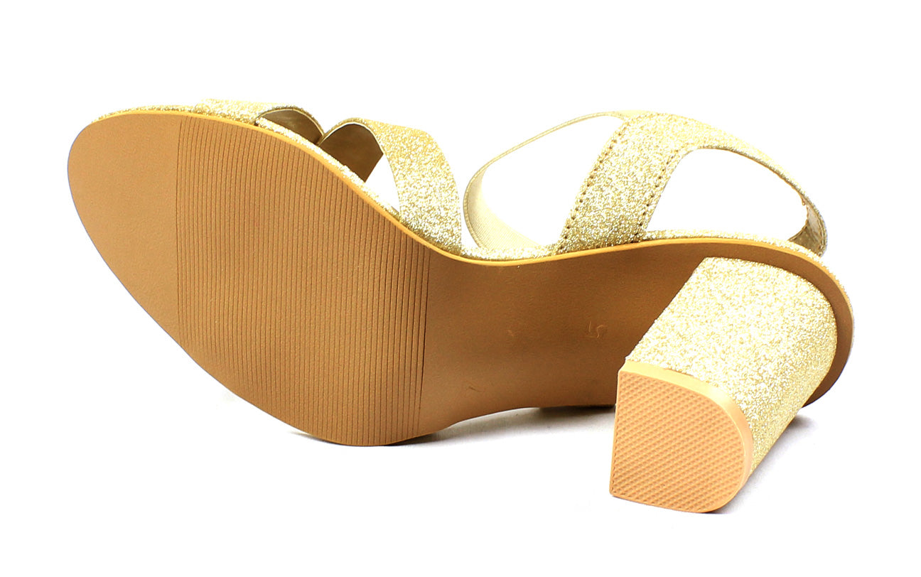 61396S Footwear Golden